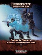 Thunderscape: Saints & Sinners