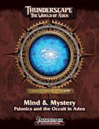 Thunderscape: Mind & Mystery
