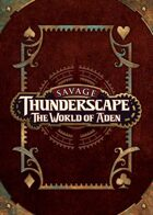 Savage Thunderscape Playing Cards
