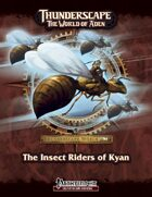 Thunderscape: The Insect Riders of Kyan