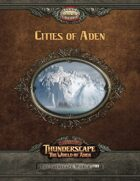 Savage Thunderscape: Cities of Aden