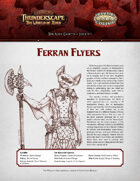 Savage Thunderscape: Aden Gazette 1 - Ferran Flyers