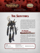 Savage Thunderscape: Aden Gazette 3 - The Servitors