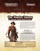 Thunderscape: Aden Gazette 12 - The Warrior Totems