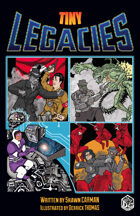 Tiny Legacies: The Nightshade Legacy
