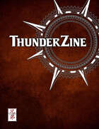 ThunderZine, Issue #1