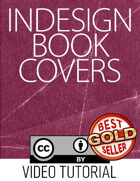 Tutorial: Versatile InDesign Book Covers