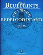 0one's Blueprints: Crimson Sea - Redblood Island