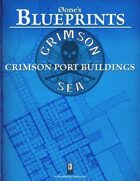 0one's Blueprints: Crimson Sea - Crimson Port Buildings