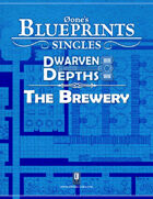 0one's Blueprints: Dwarven Depths - The Brewery