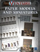 Venture© - Paper Models and Miniatures