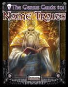 The Genius Guide to Name Traits