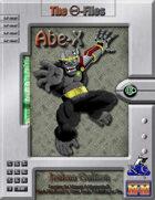 The Theta Files: Abe-X