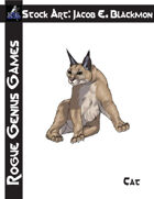 Stock Art: Blackmon Cat