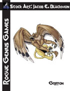 Stock Art: Blackmon Griffon