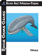 Stock Art: Curlee Whale