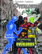 Super Powered Legends: Overlords