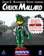 Iconic Legends: Chuck Mallard