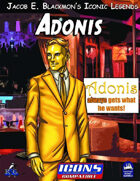 Iconic Legends: Adonis