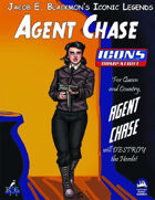 Iconic Legends: Agent Chase