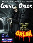 Iconic Legends: Count Orlok