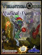 Veranthea Codex: Radical Pantheon 2.0