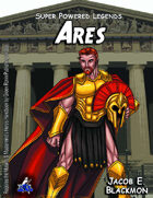 Super Powered Legends: Ares