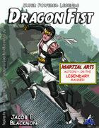 Super Powered Legends: Dragon Fist