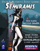 Iconic Legends: Semiramis