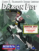 Iconic Legends: Dragon Fist