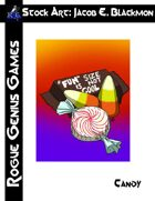 Stock Art: Blackmon Candy