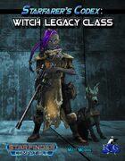 Starfarer's Codex: Witch Legacy Class