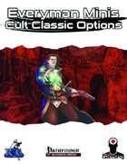 Everyman Minis: Cult Classic Heroes