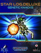 Star Log Deluxe: Genetic Knacks