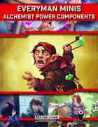 Everyman Minis: Alchemical Power Components