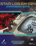 Star Log.EM-024: Expansion Bays
