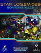 Star Log.EM-029: Boarding Rules