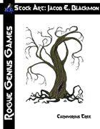 Stock Art: Blackmon Carnivorous Tree