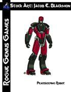 Stock Art: Blackmon Peacekeeping Robot