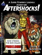 Super Powered Legends Adventure: Aftershocks!