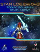 Star Log.EM-043: Zodiac Solarian Revelations