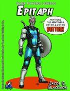 Super Powered Legends: Epitaph
