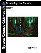 Stock Art: Courts Lost Woods