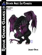 Stock Art: Courts Jersey Devil