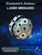 Starfarer's Arsenal: Laser Grenades