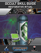 Occult Skill Guide: Restorative Ritual