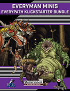 Everyman Minis: EveryPath Klickstarter Bundle