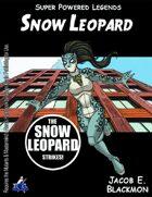 Super Powered Legends: Snow Leopard