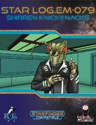 Star Log.EM-079: Shirren Knickknacks