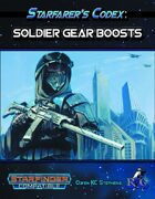 Starfarer's Codex: Soldier Gear Boosts
